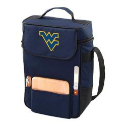 Picnic Time Duet Virginia U Mountaineers Embroidered Navy