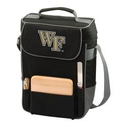 Picnic Time Duet Wake Forest Demon Deacons Embroidered Black/Grey