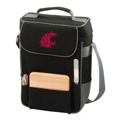 Picnic Time Duet Washington State Cougars Embroidered Black/Grey