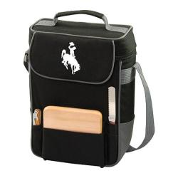 Picnic Time Duet Wyoming Cowboys Embroidered Black/Grey