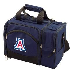 Picnic Time Malibu University of Arizona Wildcats Embroidered Navy