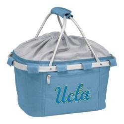 Picnic Time Metro Basket UCLA Bruins Print Sky Blue