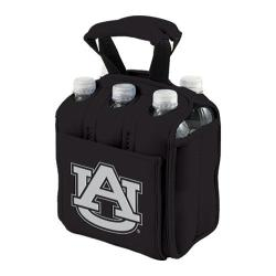 Picnic Time Six Pack Auburn University Tigers Black