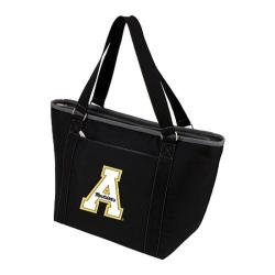 Picnic Time Topanga Appalachian State Mountaineers Embroidered Black