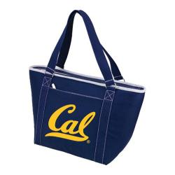 Picnic Time Topanga California Golden Bears Print Navy