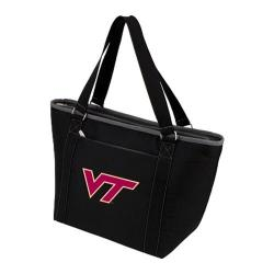 Picnic Time Topanga Virginia Tech Hokies Embroidered Black