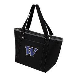 Picnic Time Topanga Washington Huskies Embroidered Black
