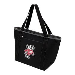 Picnic Time Topanga Wisconsin Badgers Print Black