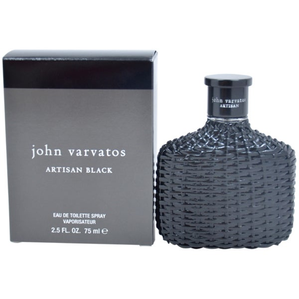 John Varvatos Artisan Black Men's 2.5-ounce Eau de Toilette Spray