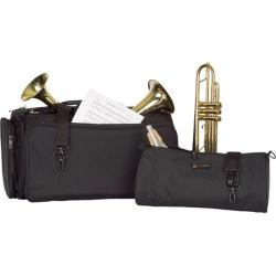 Protec Deluxe Triple Trumpet Bag Black