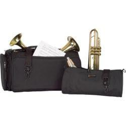 Protec Deluxe Triple Trumpet Bag Black