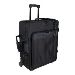 Protec Ipac Quad Trumpet Case Wheeled Black
