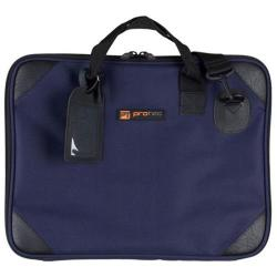Protec Music Portfolio Bag Black/Blue
