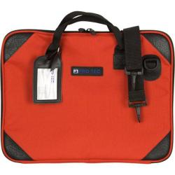 Protec Music Portfolio Bag Black/Red