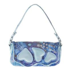 Girls' Rebelle Friendship Bags Butterfly Matrix Blue