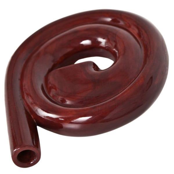 Mahogany Spiral Didgeridoo (Indonesia)