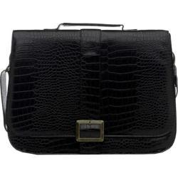 Women's Soapbox Bags Jesse Black Croc
