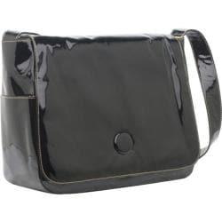 Women's Soapbox Bags Moppet Messenger Bag Black Patent