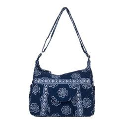 Women's Stephanie Dawn Cross-Body Cargo 10042 America Blue