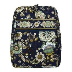 Women's Stephanie Dawn Large Backpack 10038 Indigo Garden
