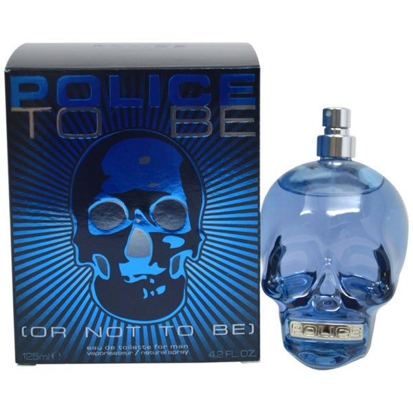 Police To Be Or Not To Be Men's 4.2-ounce Eau de Toilette Spray