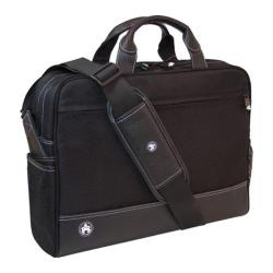 Men's Sumo Men's Professional Briefcase- 16inPC/17inMac Black/White