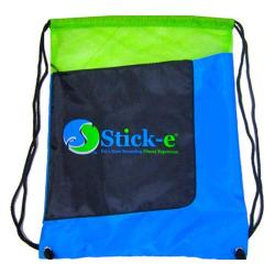 Stick-e Backpack Blue/Green/Black