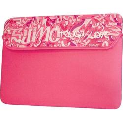 Sumo Graffiti Sleeve- Tablet/8.9in Pink