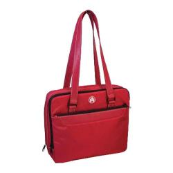 Women's Sumo Tablet Purse Red/White