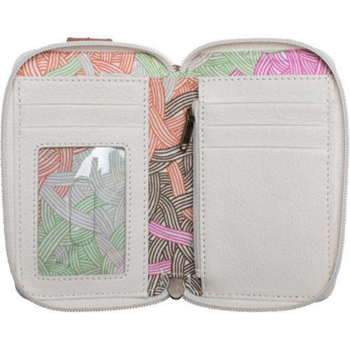 Women's THE SAK Iris Smartphone Wristlet White Starburst