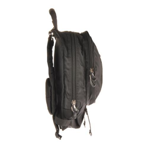 Vespa Basic Backpack Black