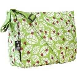 Wildkin Kickstart Messenger Bag Lady Bug