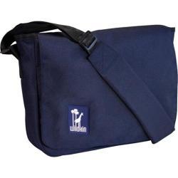 Wildkin Whale Blue Kickstart Messenger Bag
