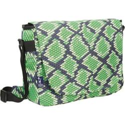 Wildkin Laptop Messenger Bag Snake Skin