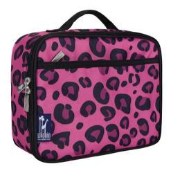 Wildkin Lunch Box Pink Leopard