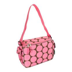 Wildkin Lunch Cooler Big Dots Pink
