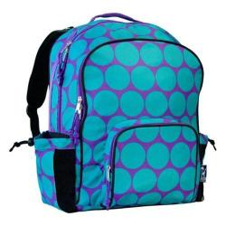 Wildkin Big Dots Aqua Macropak Backpack