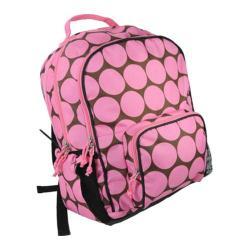 Wildkin Big Dots Pink Macropak Backpack