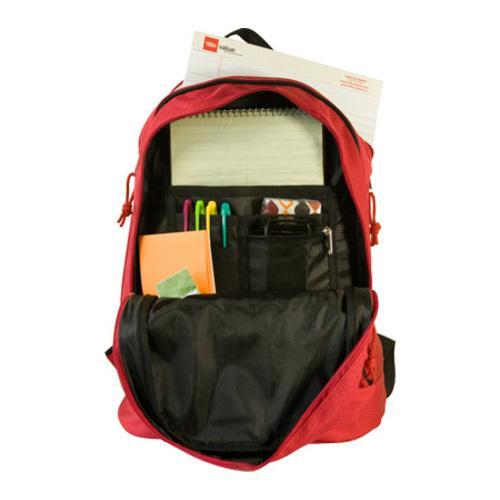 Wildkin Sidekick Backpack Cardinal Red