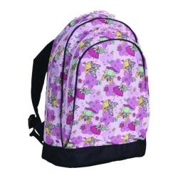 Wildkin Sidekick Purple Fairies Backpack