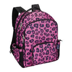 Women's Wildkin Macropak Backpack Pink Leopard
