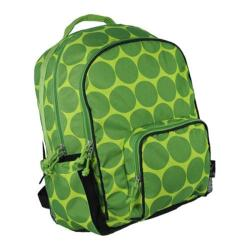 Wildkin Big Dots Green Macropak Backpack