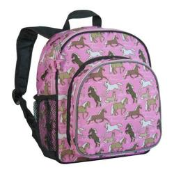 Wildkin Horses in Pink Pack 'n Snack Backpack