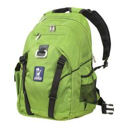 Wildkin Serious Backpack Parrot Green