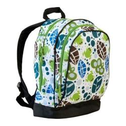 Wildkin Sidekick Backpack Lily Frogs