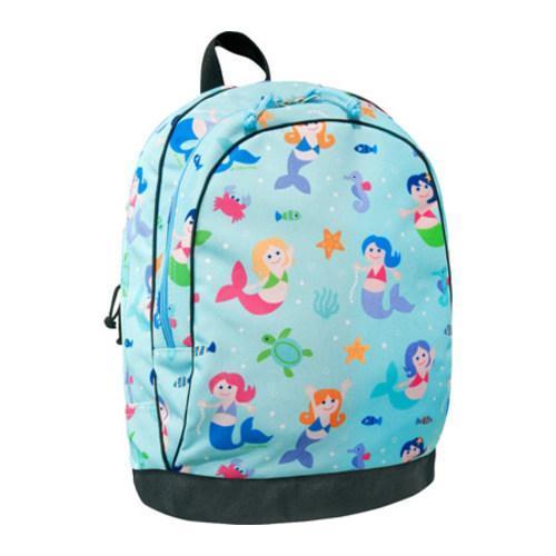 Wildkin Mermaids Sidekick Backpack