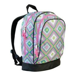 Wildkin Sidekick Backpack Pink Retro
