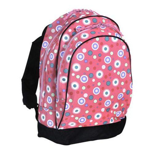 Wildkin Sidekick Backpack Polka Dots