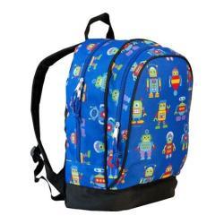 Wildkin Robots Sidekick Backpack