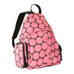 Wildkin Sports Backpack Big Dots Pink